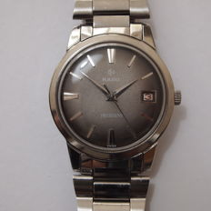 Rado President model 11721 – Gents' Swiss wristwatch – c.1960-62