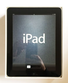 Apple iPad (1st generation) with 64 GB WiFi
