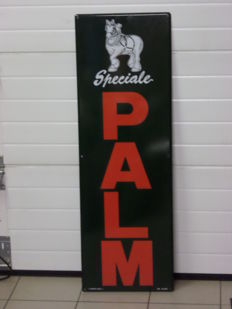 Enamel sign 'Speciale Palm' in perfect condition - 1996
