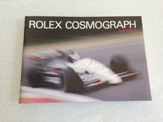 Rolex Cosmograph Daytona USA Booklet From 1988