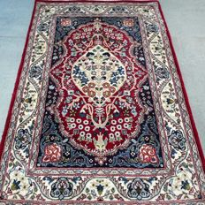 Beautiful Kashmir tree of life carpet – 98 x 65 – GREAT APPEARANCE