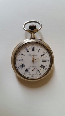 Regulateur - Men's pocket watch - Early 20th century