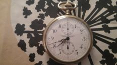 National Watch, My Chaux de Found — 1920s pocket watch