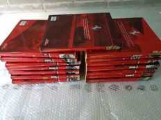 Ferrari - Opera Omnia - 15 volumes with over 9000 unpublished and wonderful images