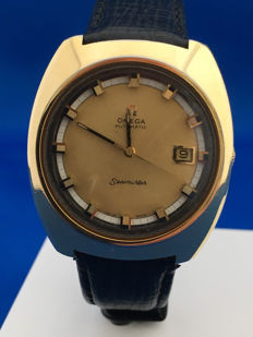 OMEGA Seamaster- Gents- 60's - Automatic -Date - cal 1002