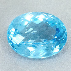 Topaz – 23.92 ct – No Reserve Price