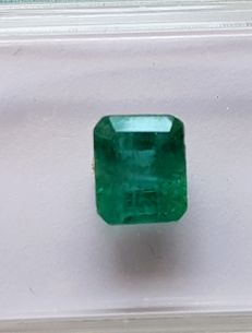 Colombian Emerald –  1.26 ct