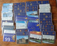 Netherlands – Year sets 1982/2000 (53 pieces)