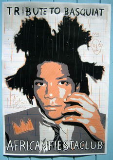 Jack Risto - Tribute to Basquiat