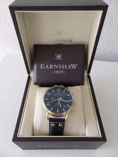 Thomas Earnshaw ES 8001-0 6 -  Men's Wristwatch – 2017 – Never Worn, Mint Condition.