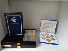 Europa medals concerning the Euro