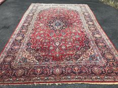 Persian Kashan! Very valuable! Investment! Oriental carpet - hand-knotted