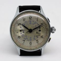Chronographe Suisse – Men's wristwatch – Very old – 1940s