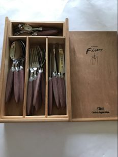 Kitchen cutlery, 24 pieces