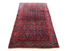 Antique oriental rug  Antique Enjelas - IRAN 220 x 130 cm circa 1900!!!