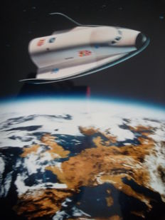 Hermes: Europe's dream-shuttle