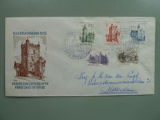 The Netherlands 1951/1963 – selection of FDCs and special covers