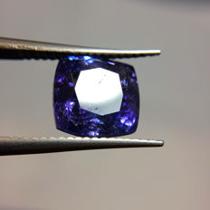 Tanzanite - 3.62 ct - No reserve price