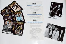 "The Doors > Press Kit ""Live At The Hollywood Bowl"" 1987"