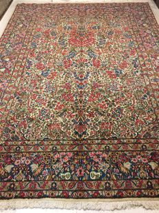 Persian Carpet Kerman 339 x 250 cm