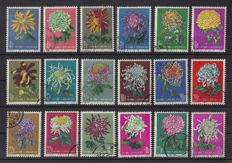 China - Selection of nearly 400 stamps, various periods