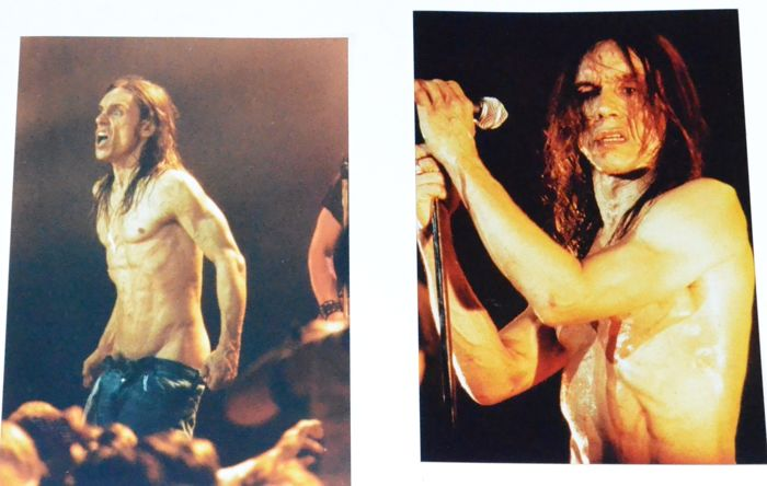 Iggy Pop > American Caesar Tour 1993 - Set of 10 Photos