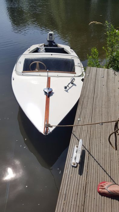 Wooden Speed Boat Classic Model 1983 Catawiki