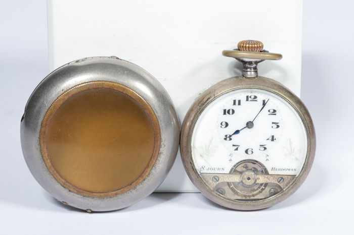 Ancre pocket watch