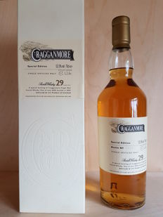 Cragganmore 1973  29 years old Special Edition - OB