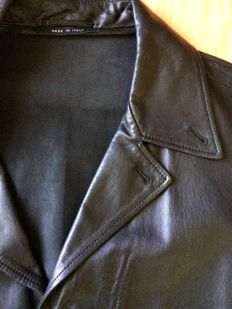 Gucci - Leather Jacket - ***NO RESERVE***