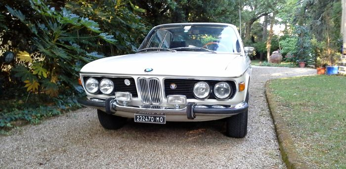 BMW - 2800 CS Coupé - 1970
