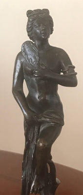 Bronze statue of Venus - France - late XVIII century
