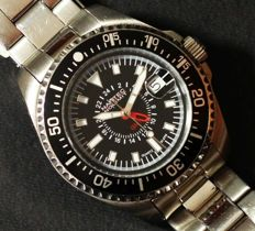 NAUTEC NO LIMIT - Deep Sea GMT - men's watch