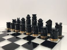 Italian-designed chess set