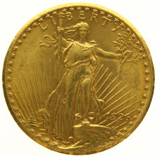 "United States – 20 Dollars 1926, ""Saint Gaudens"" – gold"