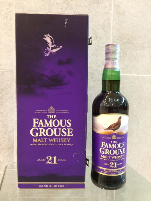 The Famous Grouse 21 Years Old