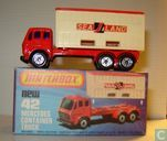 Voitures miniatures - Matchbox - Mercedes-Benz Container Truck