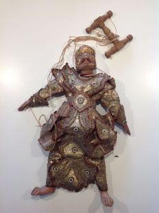 Puppet - Burma - end of 19th century