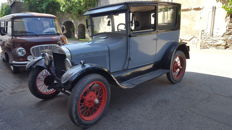 Ford - Model T - 1927