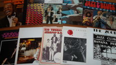 Nice lot from 10 Blues & Jazz albums!