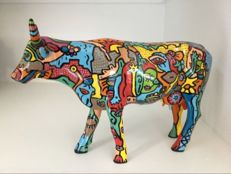 Cow Parade - Moo York Celebration - Large - Resin - museum edition