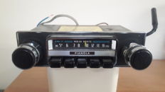 Pianola Solid State - classic car radio pianola from the 1970s - 12 Volts