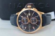 Nautica NAD Chronograph – men's wristwatch - in new condition