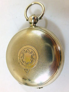 7. John Forrest, London - Lepine pocket watch - England 1870