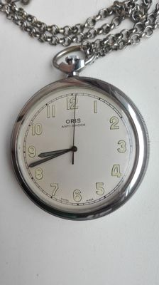 ORIS Men's pocket watch - 1965
