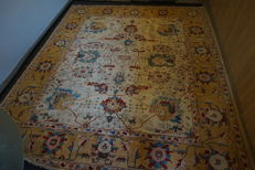 Hand-knotted Afghan Carpet Ziegler – 290 x 250 cm