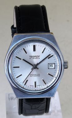 Tegrov - Men's watch - around 1972