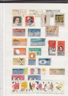 Cuba 1965/2010 – Collection in 2 stock books