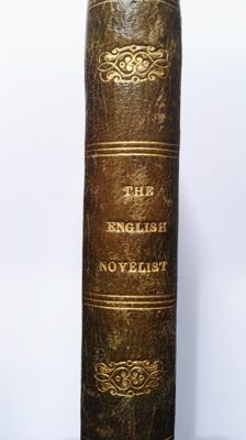 N. - The English Novelist - 1839