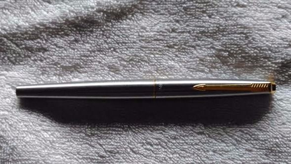 Parker pen 45 IIIE- 14 ct gold nib